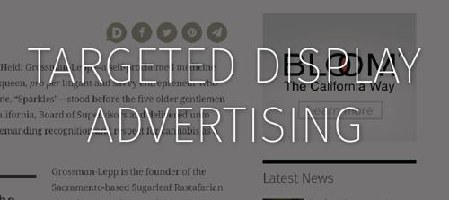 Brand Targeted Display Advertising
