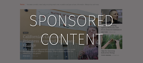Brand Sponsored Content