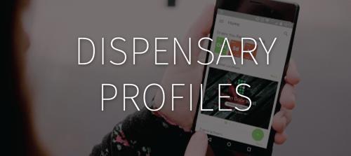 dispensary profiles