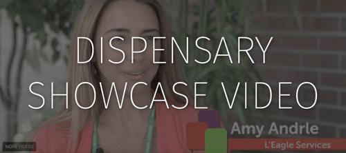 dispensary showcase video